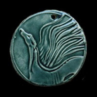 These medallions, designed, created and donated to us by Sarah Regan Snavely, will express your caring for your friend's sorrow, and your donation will continue to help greyhounds have lives after racing.